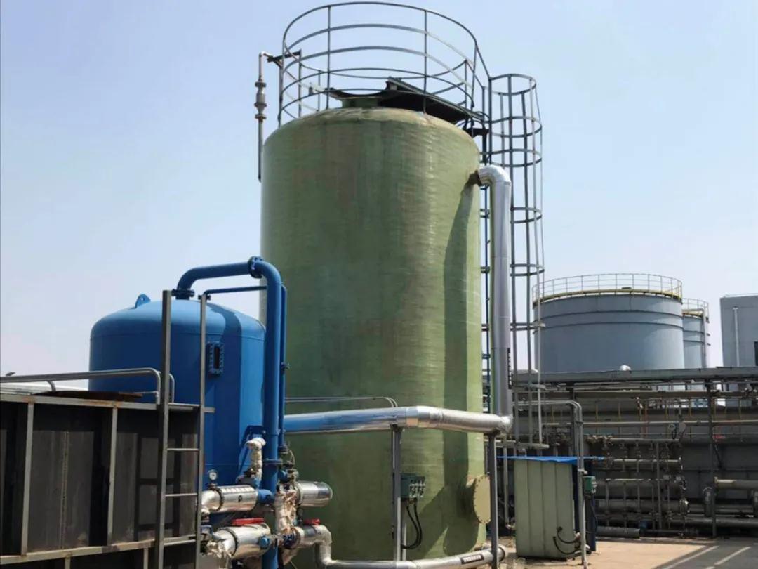 桑尼新技术在化工行业、化工园区的应用